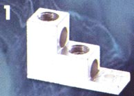 stacked stack lug lugs 300t-2 for aluminum and copper electrical wire and cable