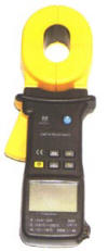 earth resistance clamp on meter tester for testing grounds and bonding, current testing is also provided, low web pricing