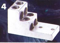 stacked lug lugs for 4 800 to 300 mcm wire cable electrical
