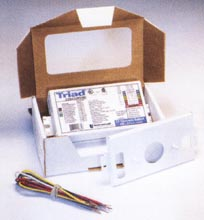 compact fluorescent light ballast multi exit multi-exit kits universal lighting technologies