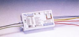 compact fluorescent ballast kit mulit exit fits virtually every j-box cover and fixture application