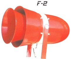 f-2 f2 siren mechanical industrial warning in either 110 or 220 vac dc