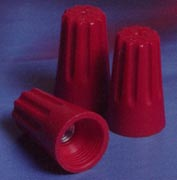 EASY-TWIST™ STANDARD TYPE WIRE CONNECTORS RED