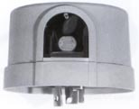 fisher pierce locking type thermal fp series photocell photocontrol for outdoor lighting fp120 fp240 fp208-277