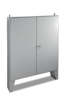 Austin NEMA 12 double door enclosures cabinets housing are Underwriters Laboratories Listed and are designed to house electrical controls, terminals, and instruments