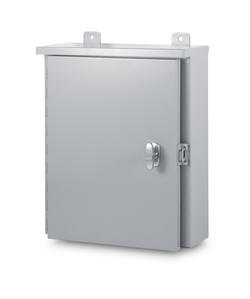 Austin large hinge cover nema 3r - Outdoor electrical enclosures cabinets ...